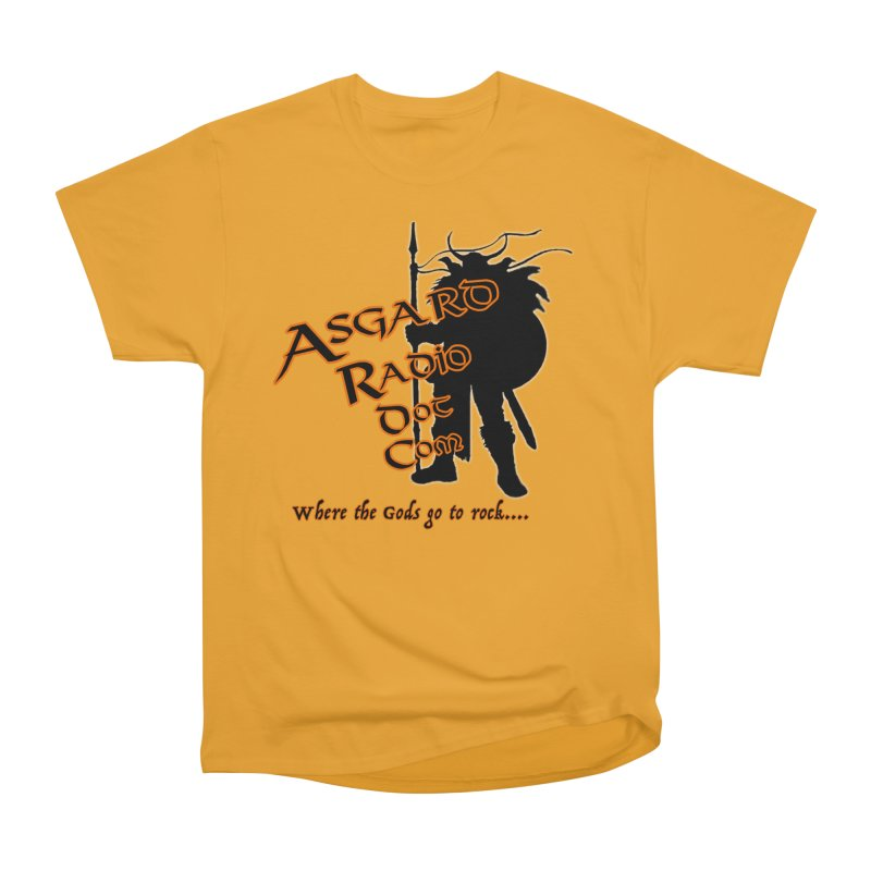 New Asgard Radio Merch Men's Heavyweight T-Shirt by Asgard Radio's Artist Shop