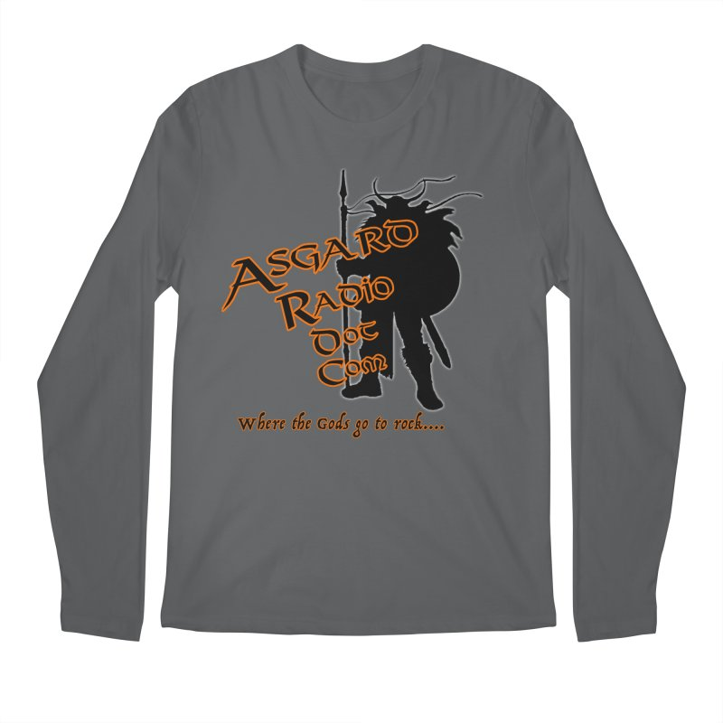 New Asgard Radio Merch Men's Longsleeve T-Shirt by Asgard Radio's Artist Shop