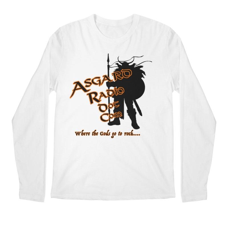 New Asgard Radio Merch Men's Regular Longsleeve T-Shirt by Asgard Radio's Artist Shop