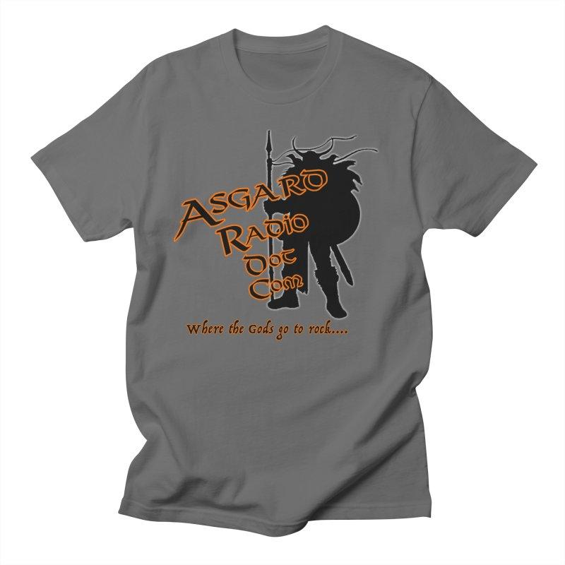 New Asgard Radio Merch Men's T-Shirt by Asgard Radio's Artist Shop