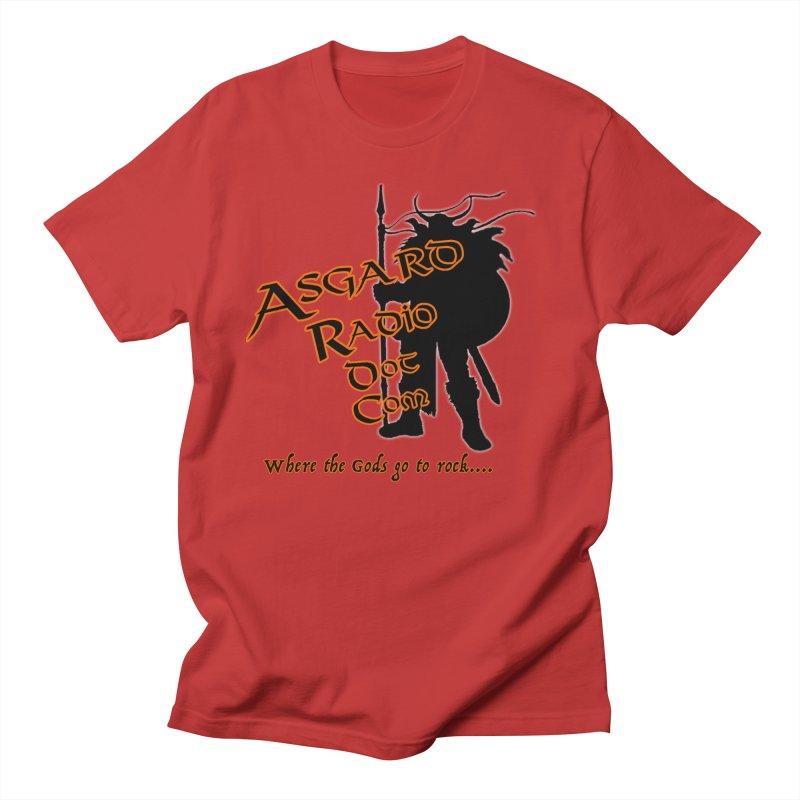 New Asgard Radio Merch Men's Regular T-Shirt by Asgard Radio's Artist Shop