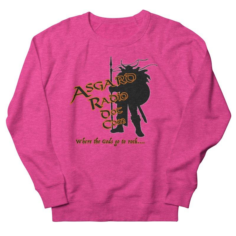 New Asgard Radio Merch Men's French Terry Sweatshirt by Asgard Radio's Artist Shop