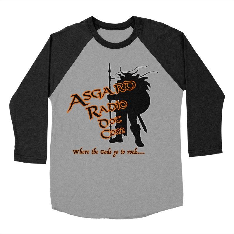New Asgard Radio Merch Men's Baseball Triblend Longsleeve T-Shirt by Asgard Radio's Artist Shop