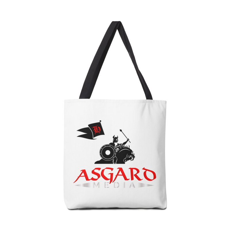 Asgard Media Accessories Tote Bag Bag by Asgard Radio's Artist Shop