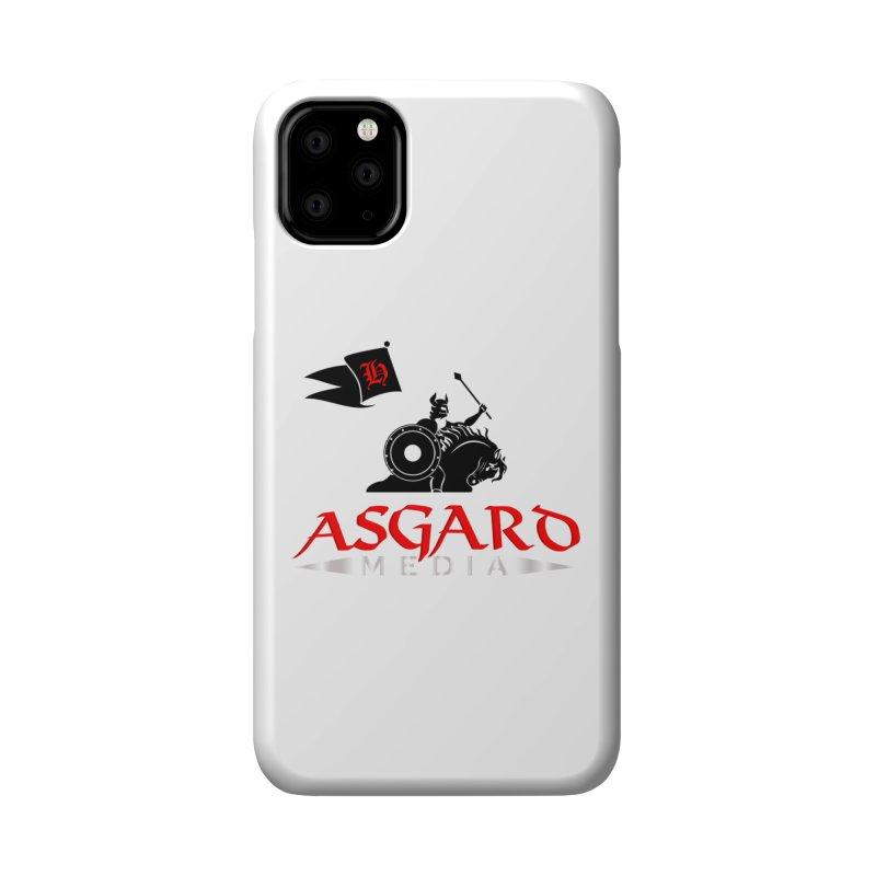 Asgard Media Accessories Phone Case by Asgard Radio's Artist Shop