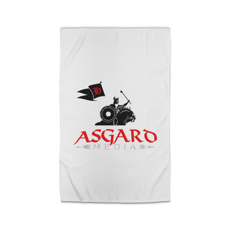 Asgard Media Home Rug by Asgard Radio's Artist Shop