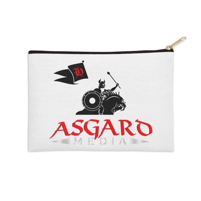 Asgard Media Accessories Zip Pouch by Asgard Radio's Artist Shop