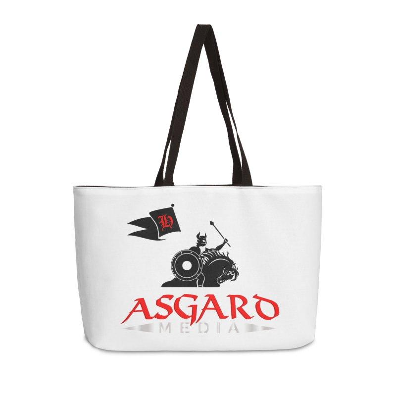 Asgard Media Accessories Weekender Bag Bag by Asgard Radio's Artist Shop