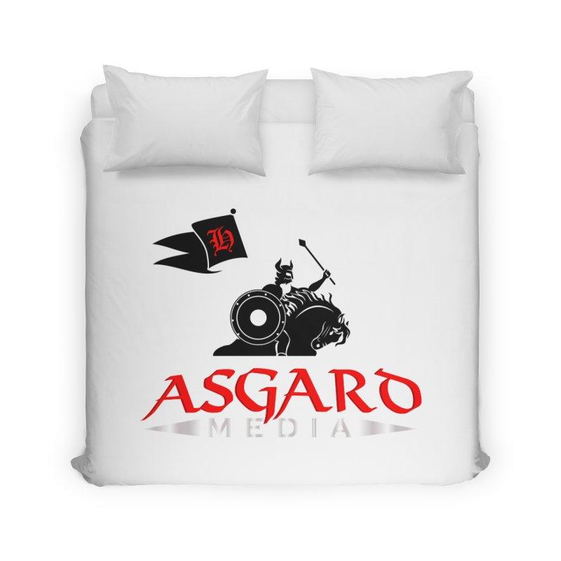 Asgard Media Home Duvet by Asgard Radio's Artist Shop