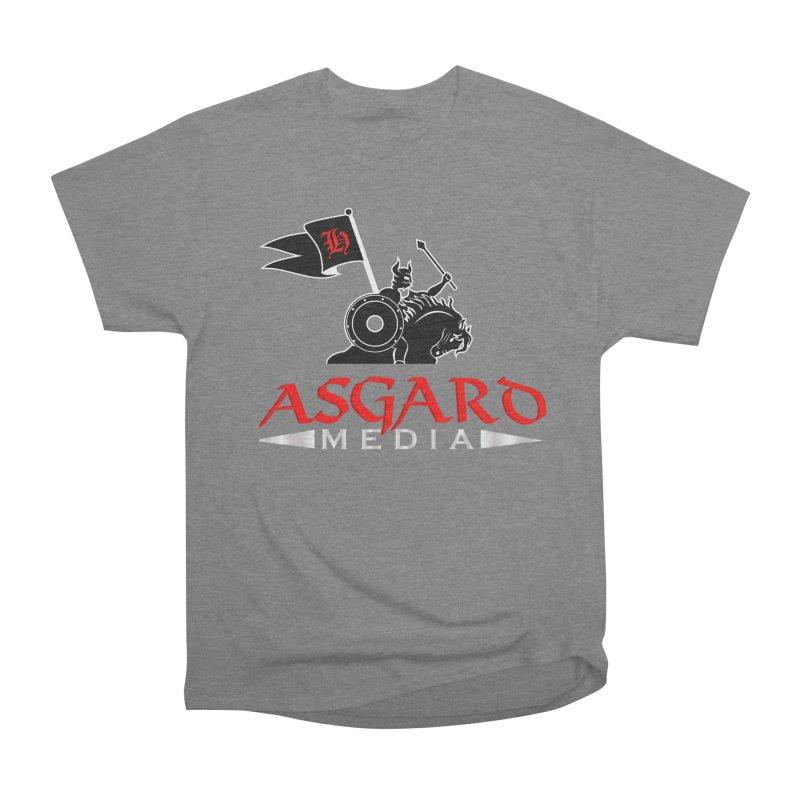 Asgard Media Men's Heavyweight T-Shirt by Asgard Radio's Artist Shop
