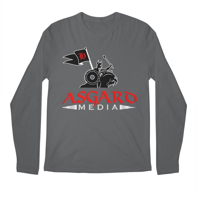 Asgard Media Men's Regular Longsleeve T-Shirt by Asgard Radio's Artist Shop
