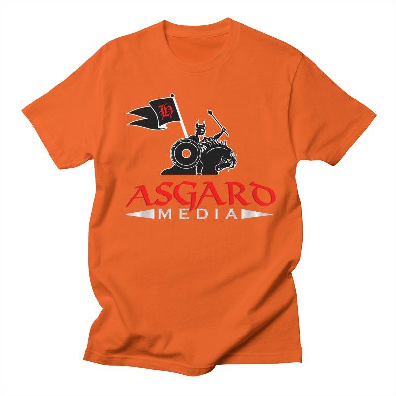 Asgard Media Men's Regular T-Shirt by Asgard Radio's Artist Shop