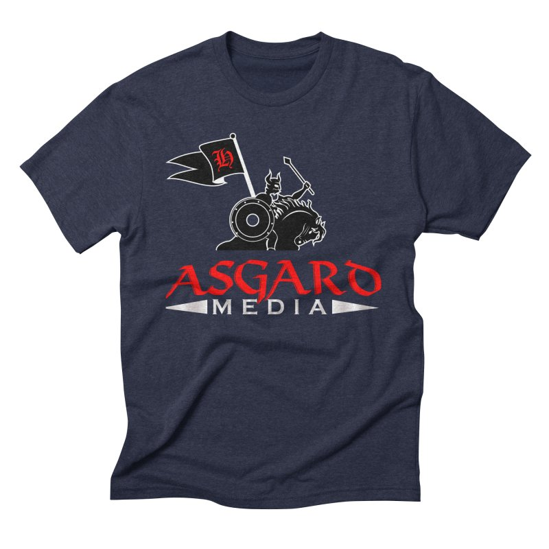 Asgard Media Men's Triblend T-Shirt by Asgard Radio's Artist Shop