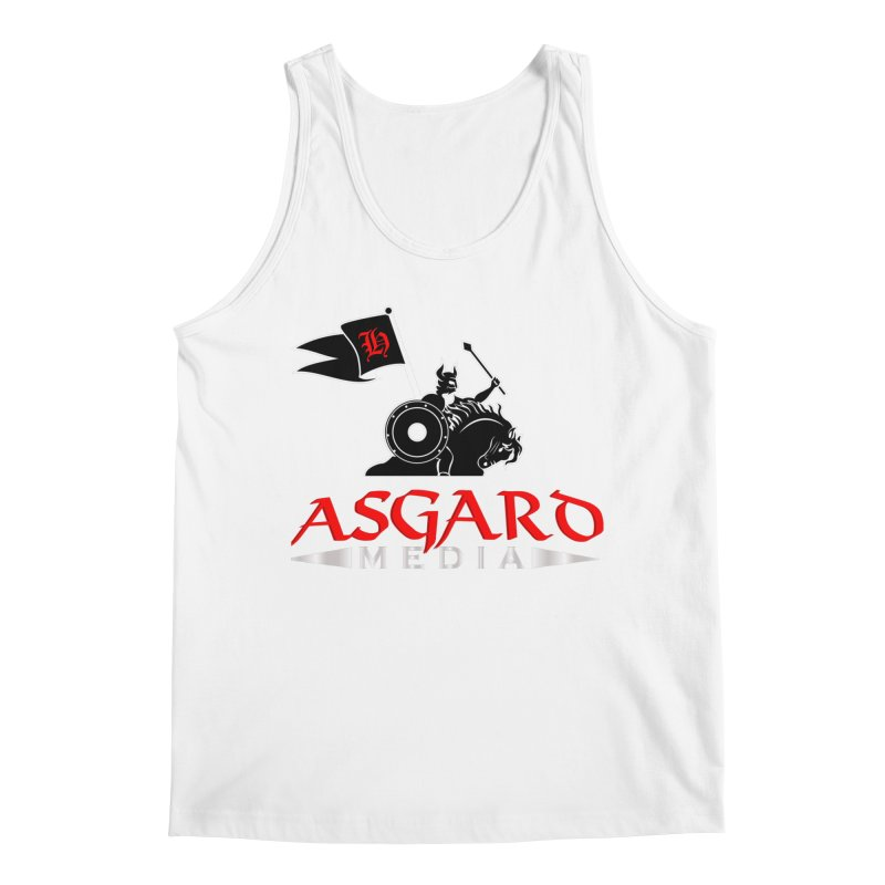 Asgard Media Men's Regular Tank by Asgard Radio's Artist Shop