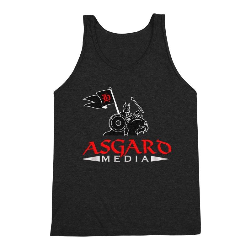 Asgard Media Men's Triblend Tank by Asgard Radio's Artist Shop