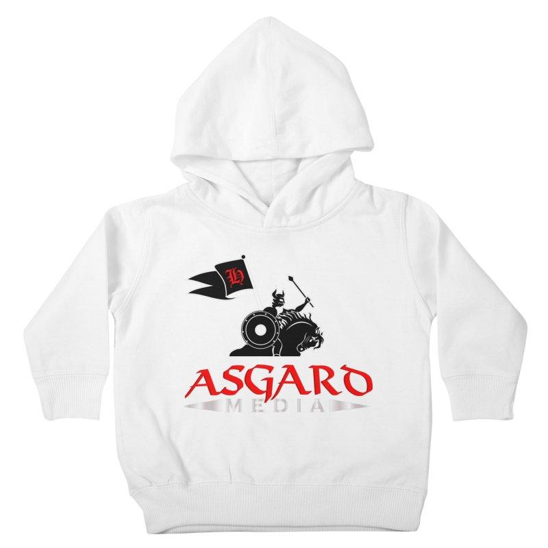 Asgard Media Kids Toddler Pullover Hoody by Asgard Radio's Artist Shop
