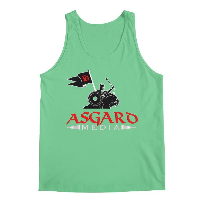 Asgard Media Men's Regular Tank by Asgard Radio's Artist Shop