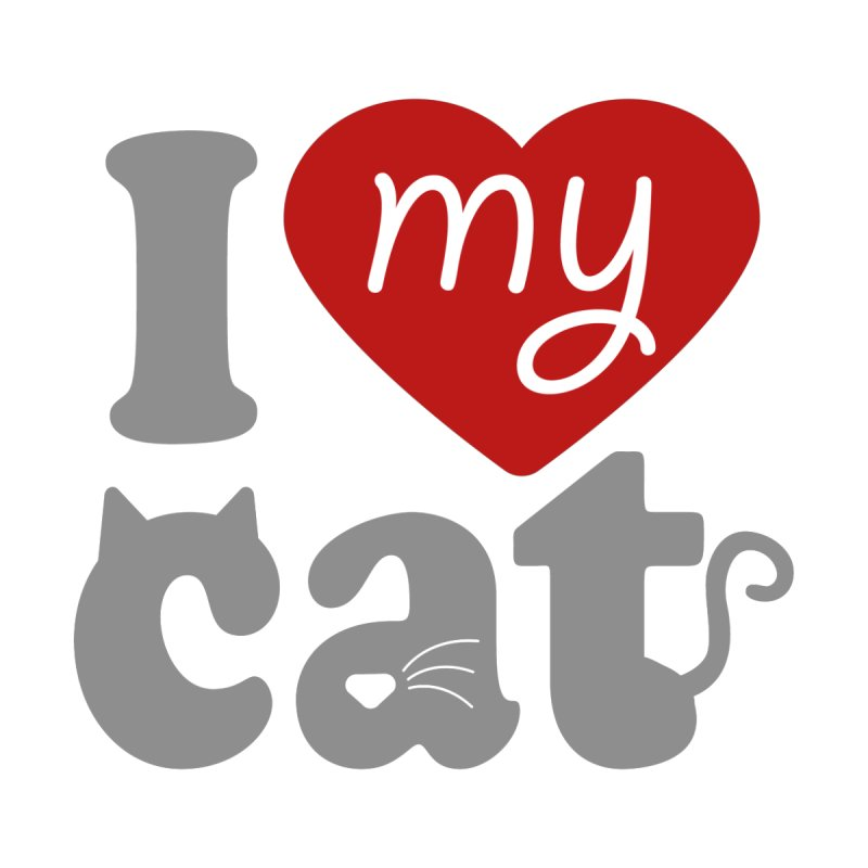 I love my cat by ASH