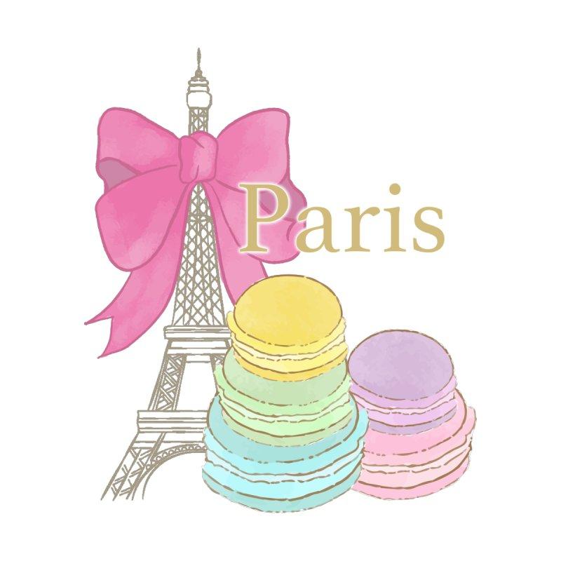 Macaron Paris -T-shirts- by ASH