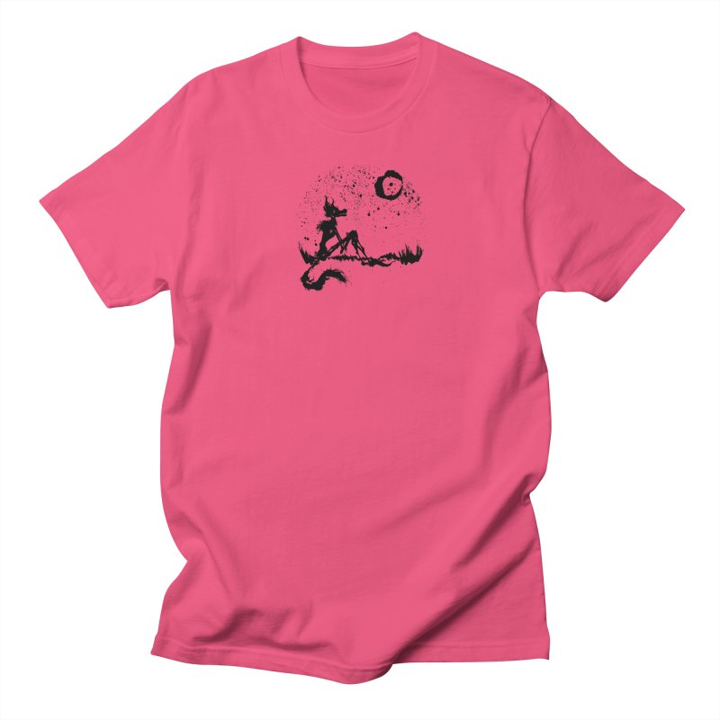 I Wish I Was The Moon Women's Unisex T-Shirt by ashewednesday's Artist Shop