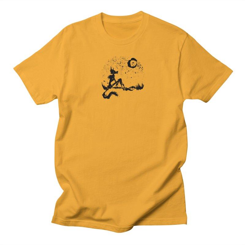 I Wish I Was The Moon Men's Regular T-Shirt by ashewednesday's Artist Shop
