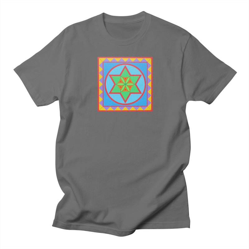 Emerging Flower Men's T-Shirt by By the Ash Tree