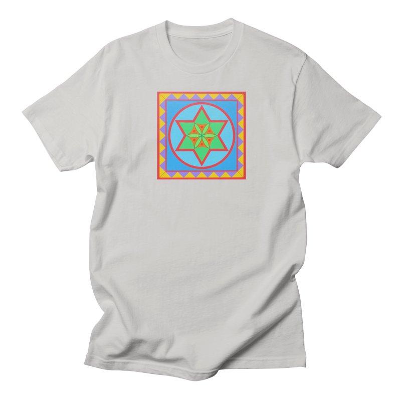 Emerging Flower Women's Regular Unisex T-Shirt by By the Ash Tree