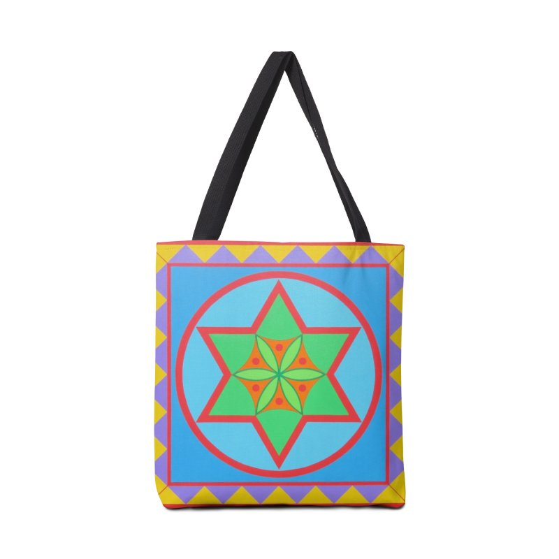 Emerging Flower Accessories Tote Bag Bag by By the Ash Tree