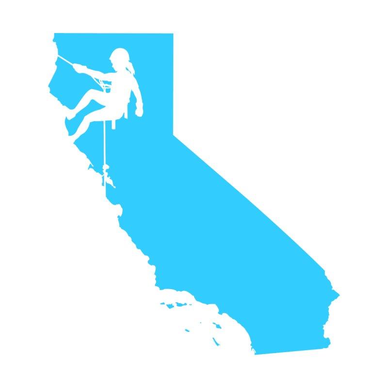 California Climber (Girl Climber) by AshleyMakes @ Threadless