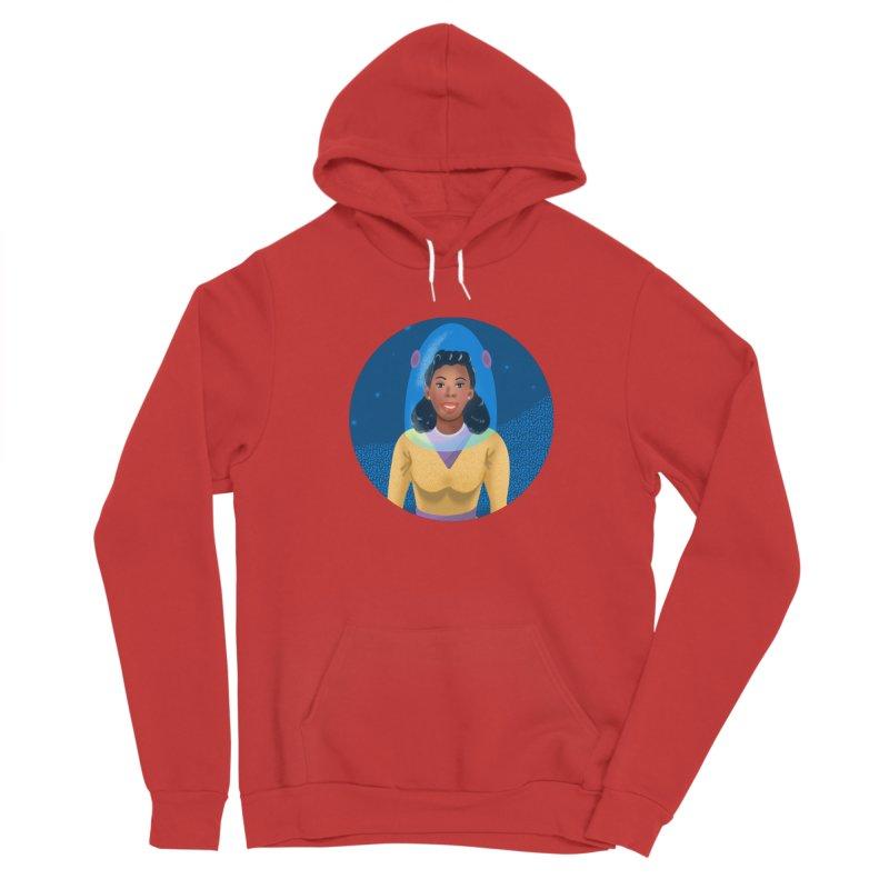 Hey Lou Women's Pullover Hoody by ashleysladeart's Artist Shop