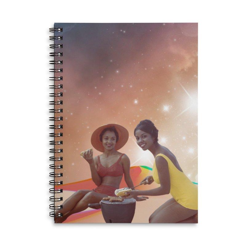 July Accessories Notebook by ashleysladeart's Artist Shop