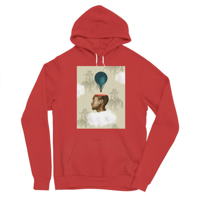Lofty Thoughts Women's Pullover Hoody by ashleysladeart's Artist Shop