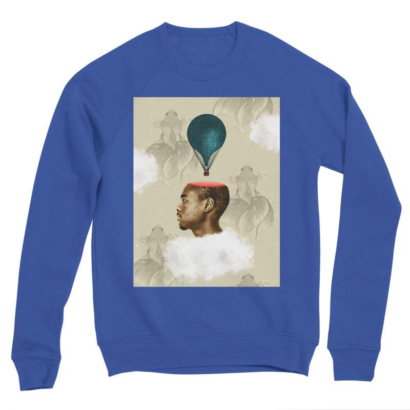 Lofty Thoughts Men's Sweatshirt by ashleysladeart's Artist Shop