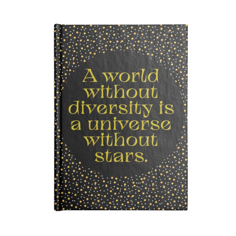 Diversity Accessories Notebook by ashleysladeart's Artist Shop