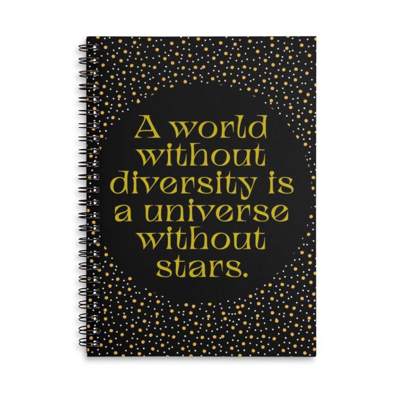 Diversity Accessories Notebook by ashleysladeart's Artist Shop