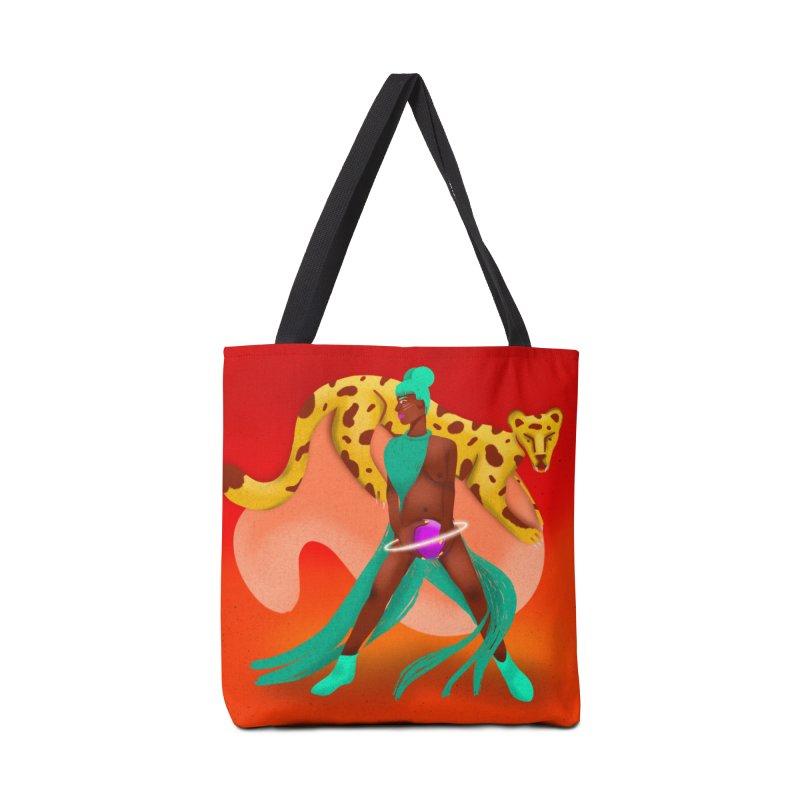 Warrior One Accessories Bag by ashleysladeart's Artist Shop