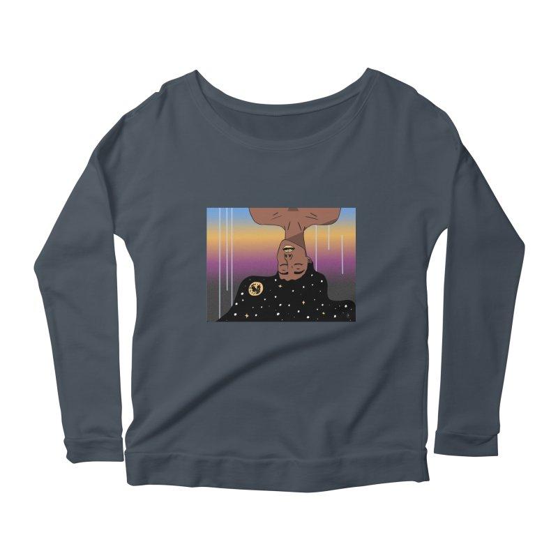 Future Dream Women's Scoop Neck Longsleeve T-Shirt by ashleysladeart's Artist Shop