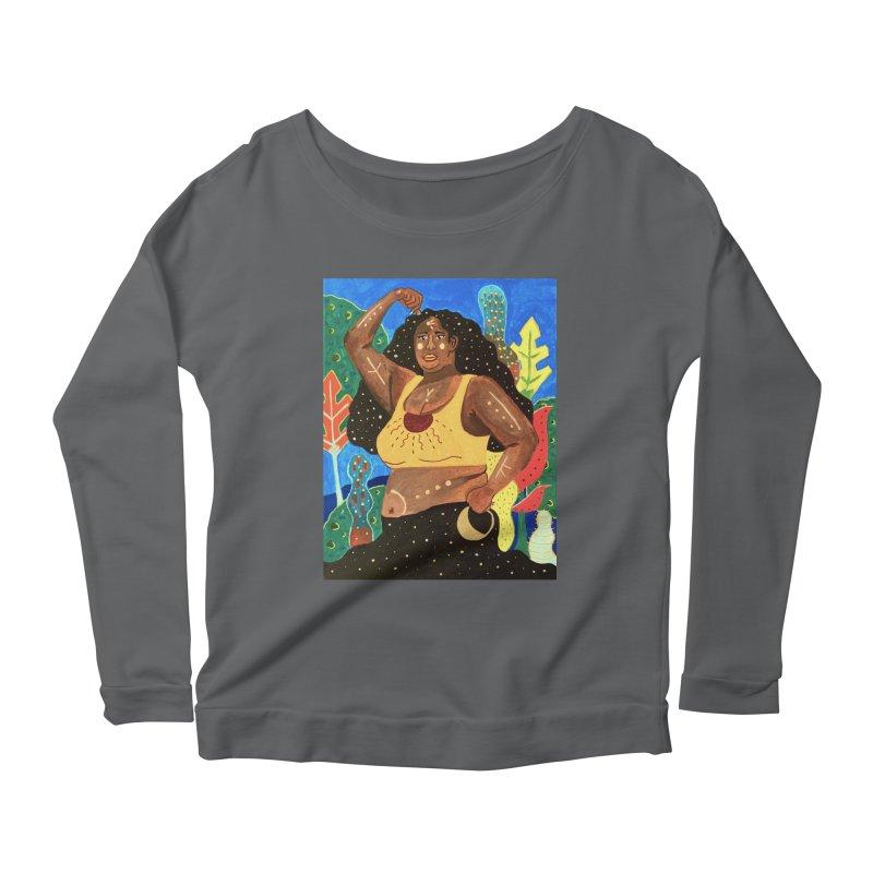Perennial Women's Longsleeve T-Shirt by ashleysladeart's Artist Shop