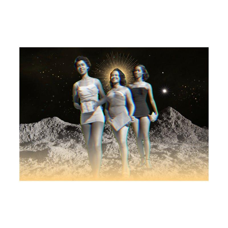 We Three Queens Women's Longsleeve T-Shirt by ashleysladeart's Artist Shop