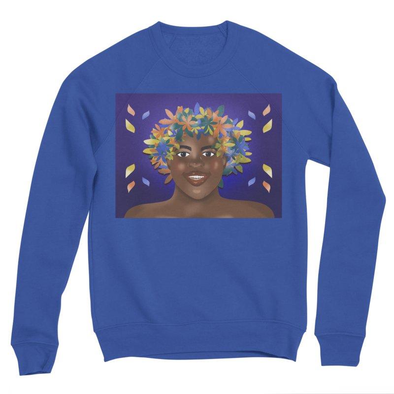 Blooming Men's Sweatshirt by ashleysladeart's Artist Shop