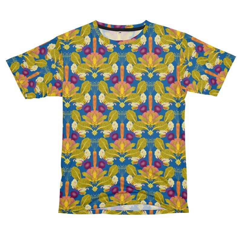 The Collards Pattern Men's Cut & Sew by ashleysladeart's Artist Shop