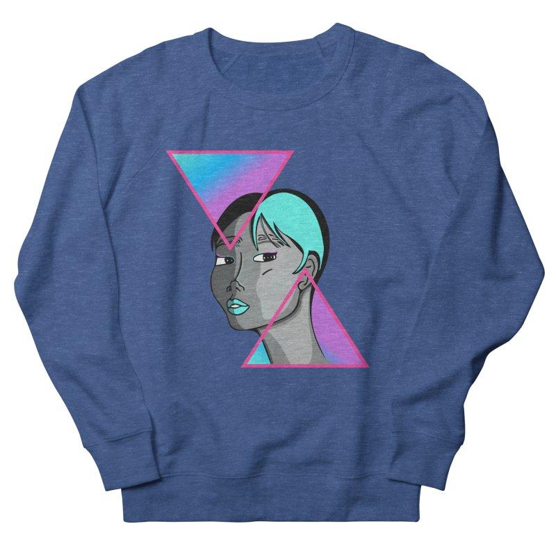 Lady Neon Men's Sweatshirt by ashleysladeart's Artist Shop