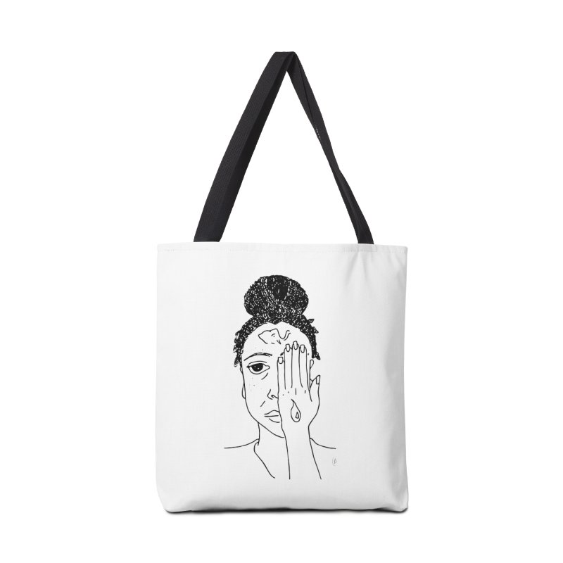 Thoughts Accessories Tote Bag Bag by ashleysladeart's Artist Shop