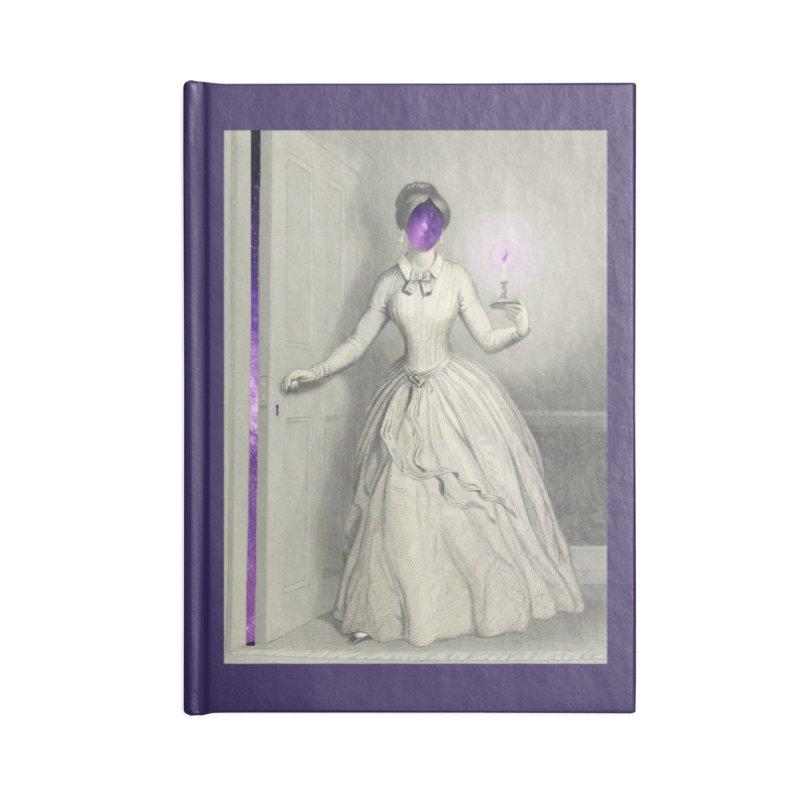 Beyond Accessories Lined Journal Notebook by ashleysladeart's Artist Shop
