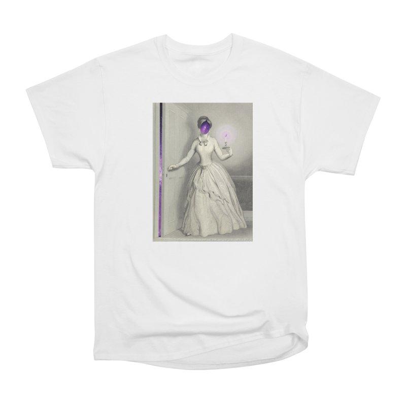 Beyond Men's Heavyweight T-Shirt by ashleysladeart's Artist Shop