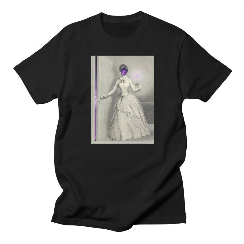 Beyond Men's Regular T-Shirt by ashleysladeart's Artist Shop