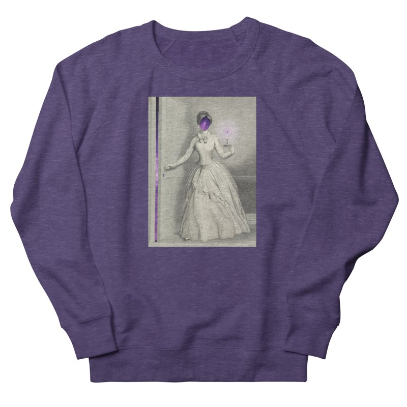 Beyond Men's French Terry Sweatshirt by ashleysladeart's Artist Shop