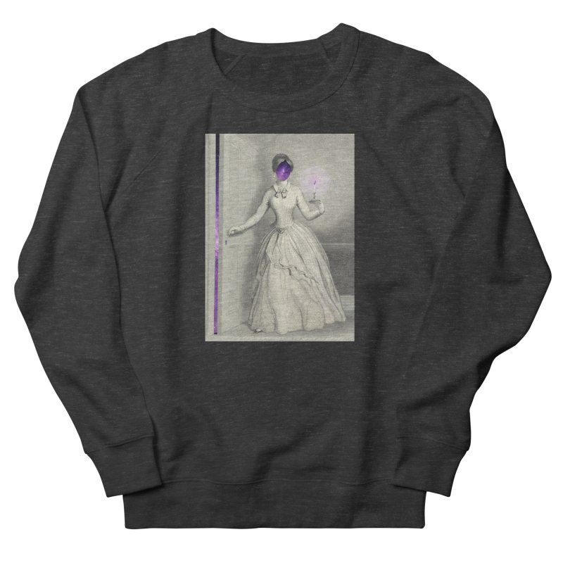 Beyond Men's French Terry Sweatshirt by ashleysladeart's Artist Shop