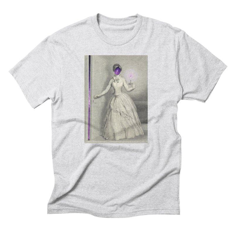Beyond Men's Triblend T-Shirt by ashleysladeart's Artist Shop