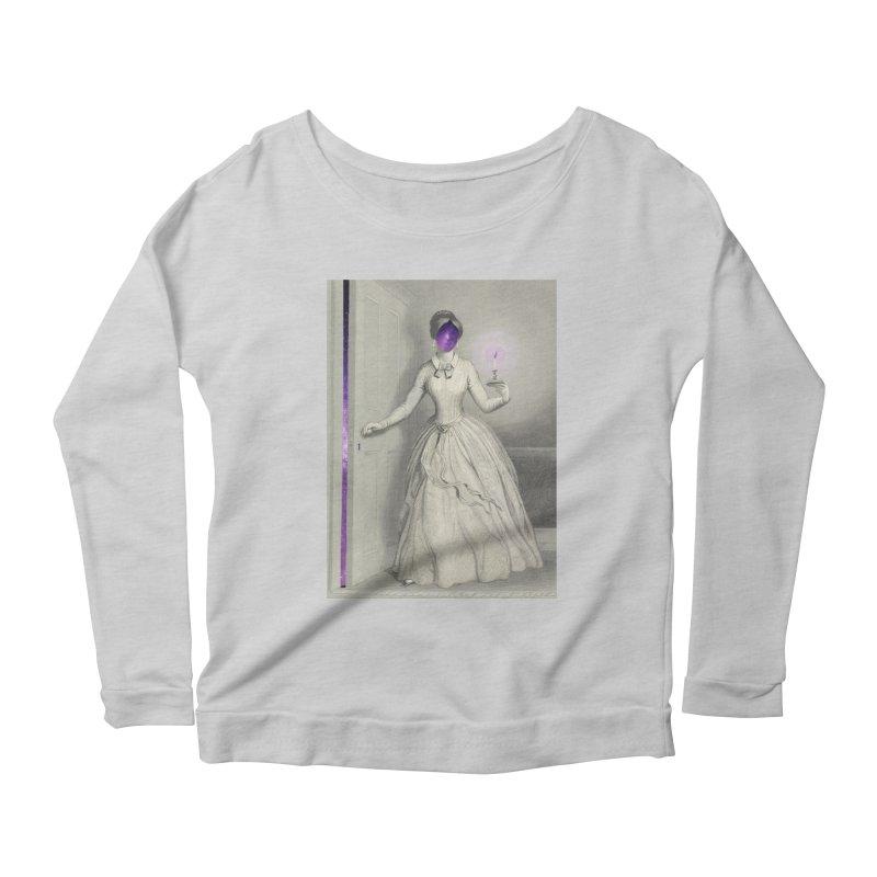 Beyond Women's Scoop Neck Longsleeve T-Shirt by ashleysladeart's Artist Shop
